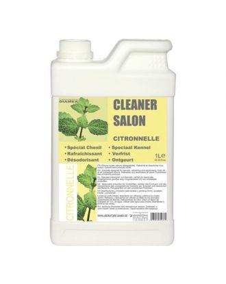 Diamex Cleaner Salon Citronella - uniwersalny preparat do czyszczenia, usuwający nieprzyjemne zapachy, o aromacie citronelli