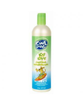 Pet Silk Cool Dog K-9 Kiwi Conditioner 473ml - nawilżająca odżywka o świeżym zapachu kiwi, do każdego typu szaty