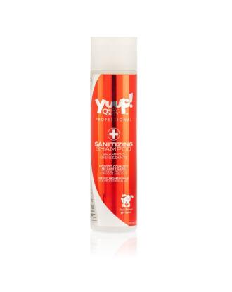 Yuup! Professional Sanitizing Shampoo - szampon antyseptyczny i odkażający na bazie olejków eterycznych, dla ras z problemami skórnymi