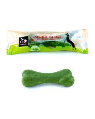 Power Bone Dental Fresh Chlorophyll 7cm - przysmak w kształcie kostki z chlorofilem
