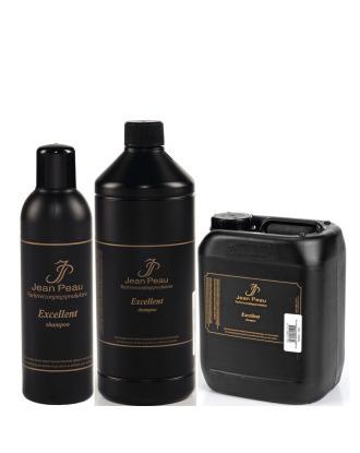 Jean Peau Excellent Shampoo - profesjonalny szampon nabłyszczający i zwiększający objętość włosa, koncentrat 1:4