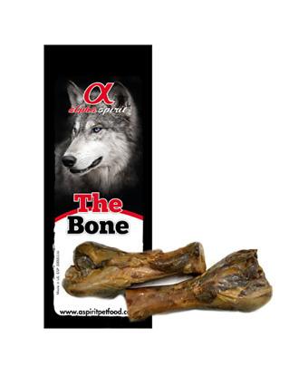 Alpha Spirit The Bone no.4 - dwie małe kości, od hiszpańskiej szynki Serrano