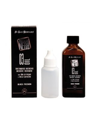 Iv San Bernard Black Passion 03 100ml - czysty olejek arganowy
