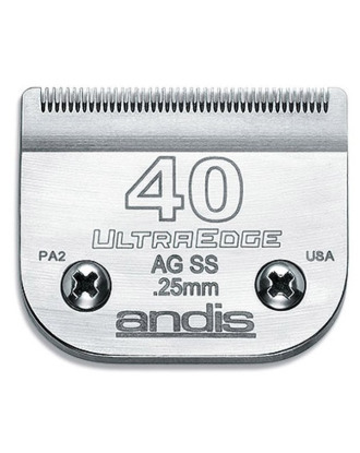 Andis UltraEdge nr 40SS - ostrze chirurgiczne 0,25mm
