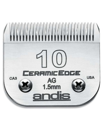 Andis CeramicEdge nr 10 - ostrze 1,5mm