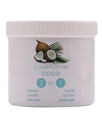 Diamex Coco Bio - ultra odżywcza, skoncentrowana maska do włosów z olejem kokosowym