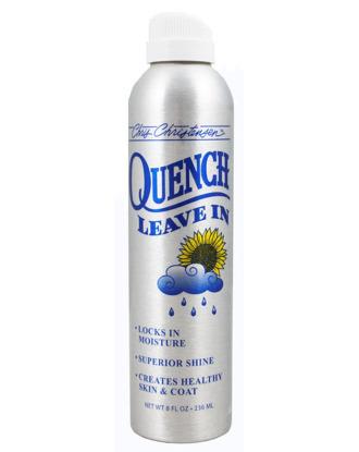Chris Christensen Quench Leave in Conditioning Spray 236ml - spray nawilżająco - nabłyszczający do sierści, z ekstraktami roślinnymi