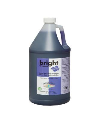 Show Season Bright Shampoo 3,8l - szampon do białej i jasnej sierści, koncentrat 1:16