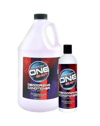 One Shot Deodorizing De-Skunk Conditioner - profesjonalna odżywka silnie deodoryzująca, koncentrat 1:5