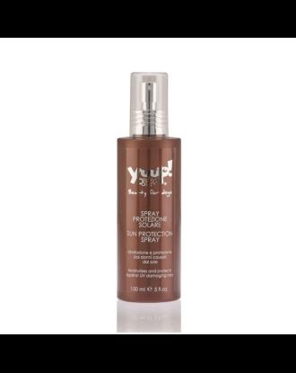 Yuup! Home Sun Protection Spray 150ml - preparat z filtrem UV chroniący przed słońcem, solą i chlorem
