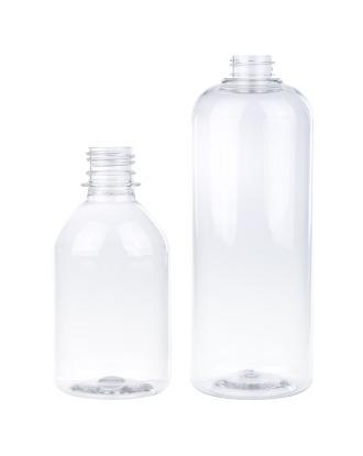 Plastikowa butelka do poideł marki Madan