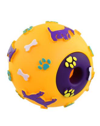 Flamingo Treat Ball 11cm - kula smakula, piłka dla psa