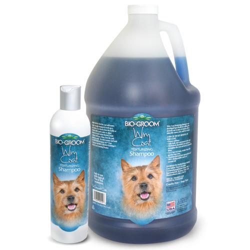 Bio-Groom Wiry Coat - szampon dla szorstkiej i twardej sierści, koncentrat 1:4