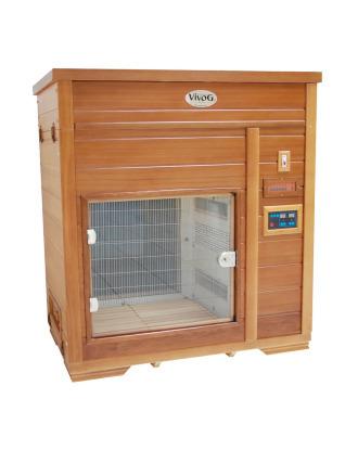 Kabina susząca Vivog dla małych i średnich psów Premium SPA z chromoterapią i jonizacją