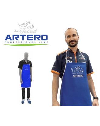 Artero Fashion Apron - męski fartuszek groomerski, niebieski
