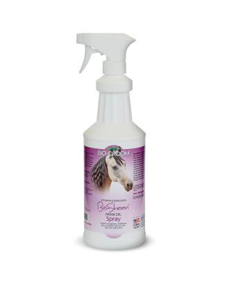 Bio-Groom Bio-Sheen Mink Oil 946ml - nabłyszczająca odżywka dla koni z olejkiem norkowym