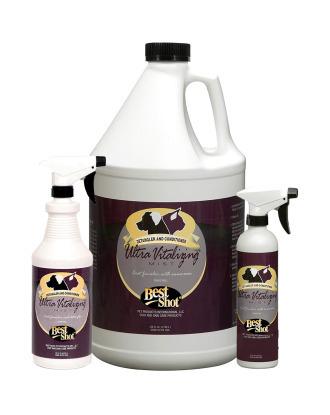 Best Shot Ultra Vitalizing Pet Mist - skuteczna odżywka do walki z kołtunami, skraca czas suszenia i działa antystatycznie