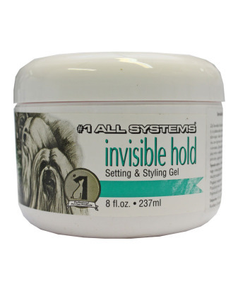 1 All Systems Invisible Hold Setting & Styling Gel 237ml - żel do stylizacji sierści