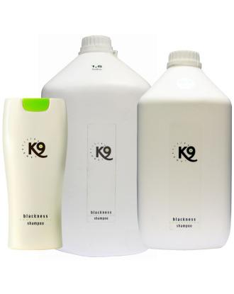 K9 Blackness Shampoo - szampon dla sierści czarnej i ciemnej, koncentrat 1:10