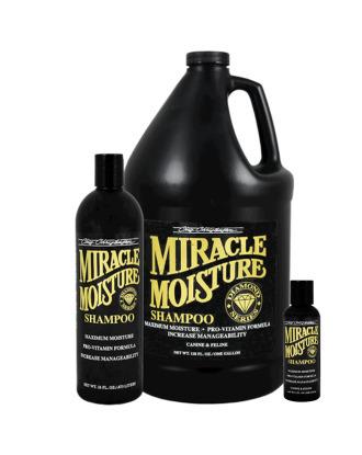 Chris Christensen Miracle Moisture Shampoo -  intensywnie nawilżający szampon witaminowy, do każdego typu włosa
