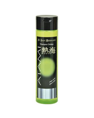 IV San Bernard Atami Ginkgo Shampoo  300ml - wzmacniający szampon do krótkiej szaty, z wyciągiem z miłorzębu japońskiego