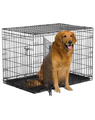 MidWest New World Basic B42DD - klatka dla psa, o wymiarach 107x71x76, rozmiar XL