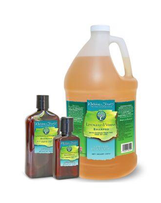 Bio-Groom Lemongrass & Verbena - ekskluzywny szampon z trawą cytrynową i werbeną
