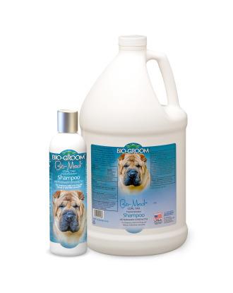 Bio-Groom Bio-Med - leczniczy szampon dziegciowy dla psów