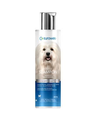 Eurowet Kolor & Pielęgnacja Moisturizing Shampoo 200ml - proteinowy szampon nawilżający z aloesem, rumiankiem i sorbitolem