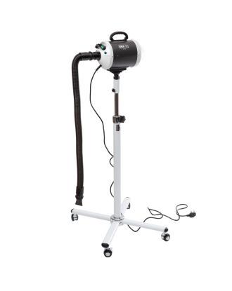 Blo i300 Ionic Dryer 2000W - suszarka na stojaku z płynną regulacją nawiewu i temperatury oraz funkcją jonizacji