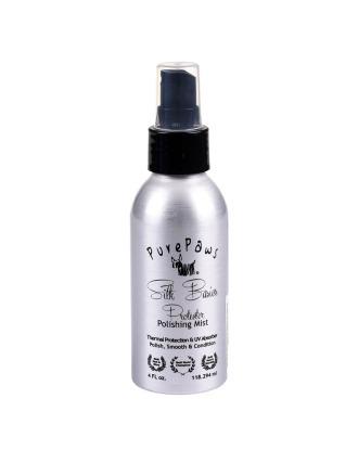 Pure Paws Silk Basics Protector Polishing Mist 118ml - spray ochronno- nabłyszczjący, przeciwko wysokiej temperaturze i promieniom UV