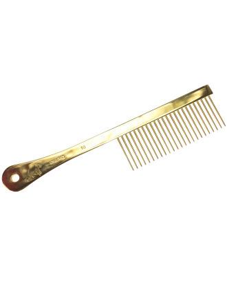 Grzebień metalowy Spratts Gold nr 70, szeroki rozstaw