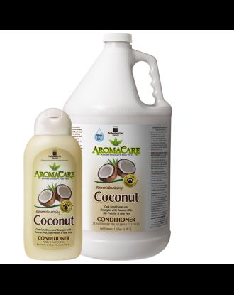 PPP Pet AromaCare Coconut Milk Conditioner - odżywka kokosowa do każdego typu szaty, koncentrat 1:32