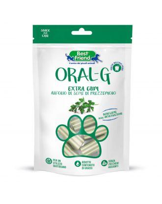 Best Friend Oral-G Extra Gum 75g - przysmaki dla psów wspierające zęby i stawy, z glukozaminą i chondroityną