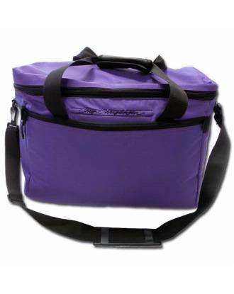 Chris Christensen Kool Dry Bag Purple - wygodna torba na suszarkę i akcesoria groomerskie, fioletowa