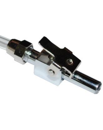Woodpecker - szybkozłączka metalowa do podłączenia zasilania wody do skalera