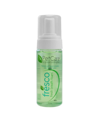 Pet Care by Groom Professional Fresco Oral Foam Freshener 150ml - pianka odświeżająca oddech dla psów