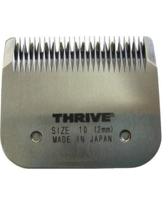 Thrive Professional Blade #10 - wysokiej jakości ostrze Snap-On 2mm, Made in Japan