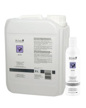 Dr Lucy Nutri - regenerujący i wzmacniający włos szampon z wapniem