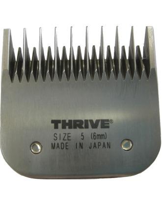 Thrive Professional Blade #5 - wysokiej jakości ostrze degażowe Snap-On 6mm, Made in Japan
