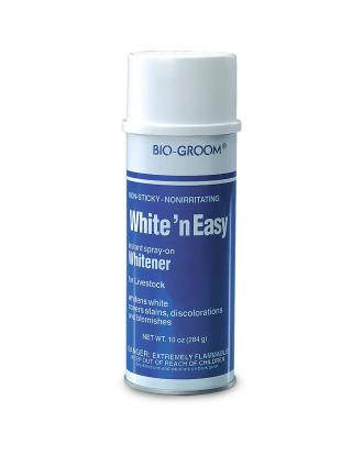 Bio-Groom White 'n Easy 284g - preparat kryjący przebarwienia u białych koni