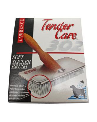 LAWRENCE Tender Care Brush 302 - szczotka druciana do pielęgnacji mokrej sierści