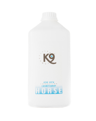 K9 Horse Aloe Vera Conditioner - aloesowa odżywka dla koni, do użytku codziennego, koncentrat 1:40
