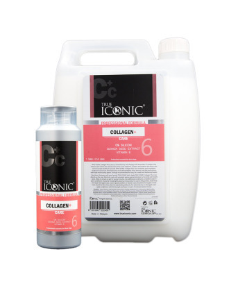 True Iconic Collagen Plus Care Conditioner - odżywka kolagenowa dla ras długowłosych