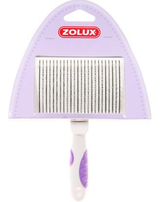 Zolux - szczotka samoczyszcząca dla kota, średnia