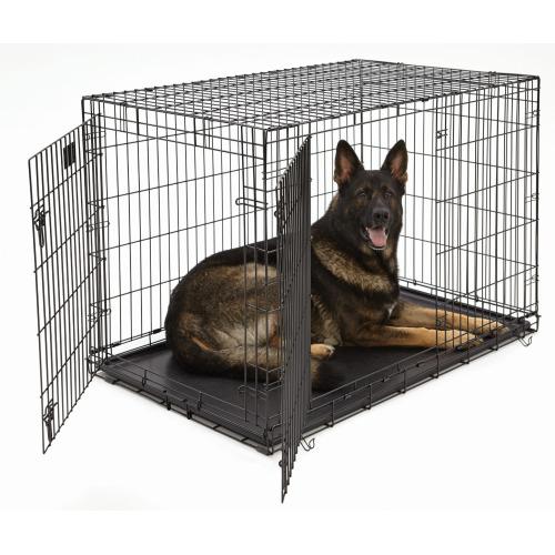 MidWest LifeStages 1648 DD rozmiar XXL - klatka kennelowa dla psa, 124x79x82cm