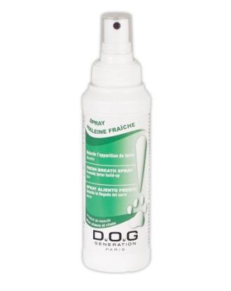 Dog Generation Fresh Breath Spray 125ml - preparat do odświeżania oddechu