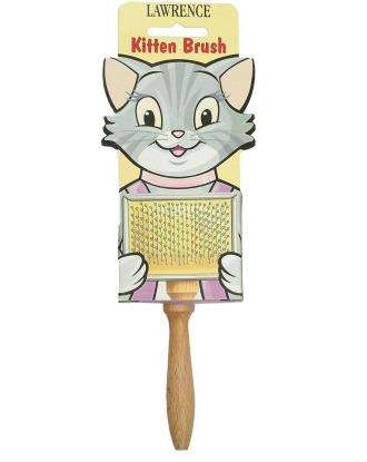 Lawrence Kitten Brush - delikatna szczotka dla kociąt