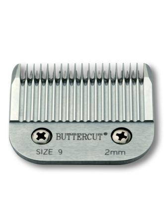 Geib Buttercut Blade SS no. 9 - wysokiej jakości ostrze ze stali nierdzewnej, długość cięcia 2mm