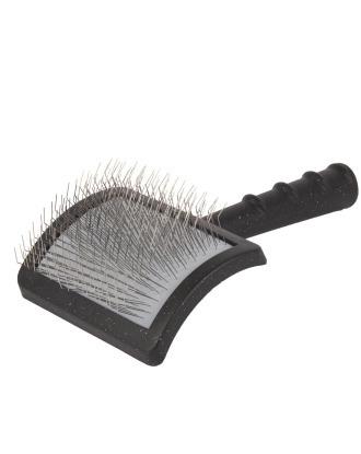 Yento Mega Pin Brush Large - miękka szczotka pudlówka z długimi igłami, duża